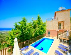 Vacation villa Fengari in Crete for holidays