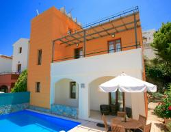 Vacation villa Odysseus in Crete for holidays