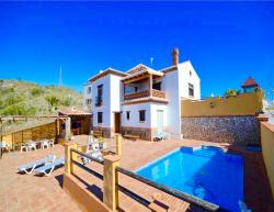 Vacation villa Benizan in Malaga for holidays
