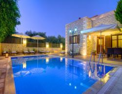 Vacation villa Myrtia in Crete for holidays